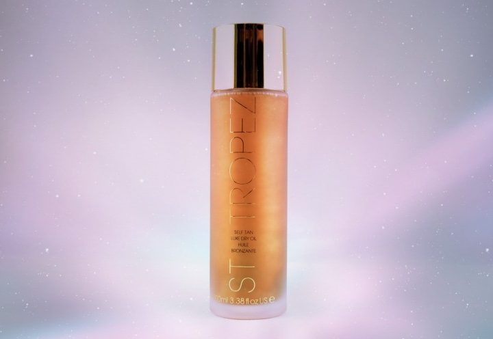 St Tropez Luxe Dry Oil
