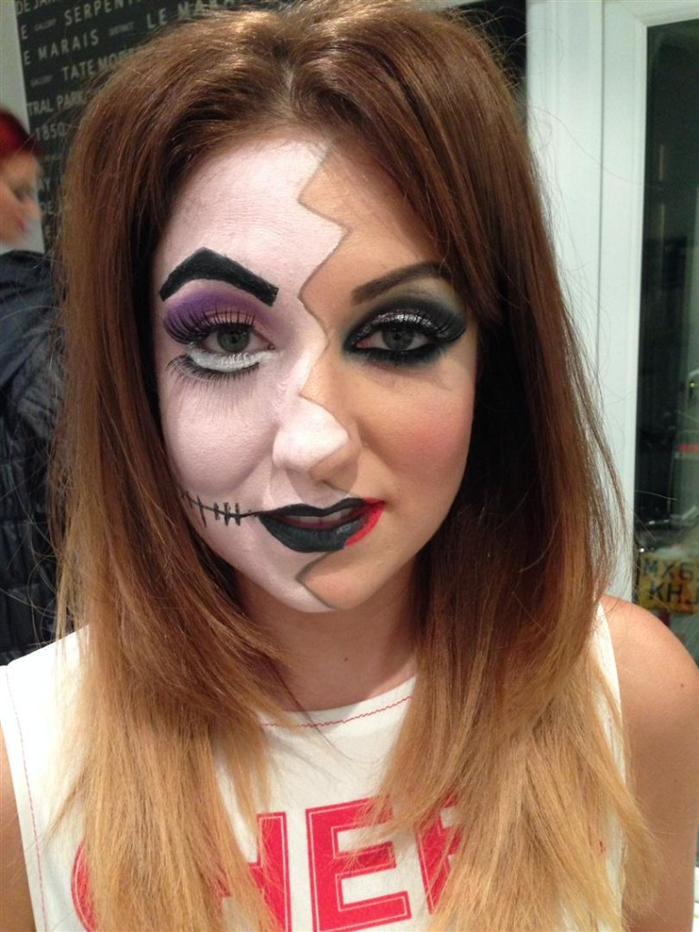 halloween makeup facepaint artist preston