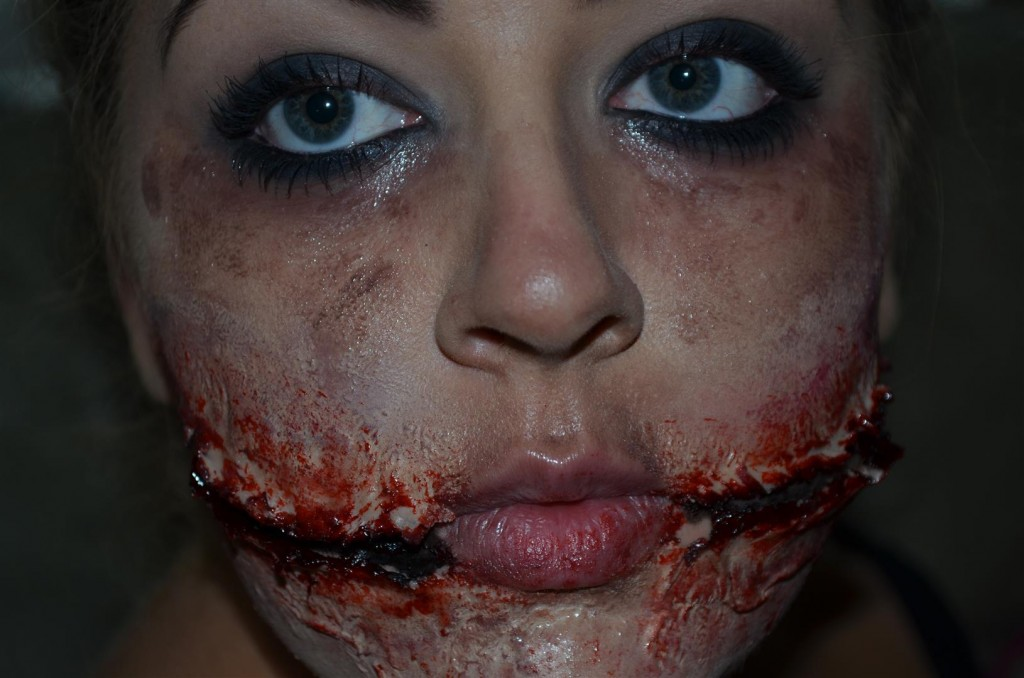 halloween special effects makeup tutorials
