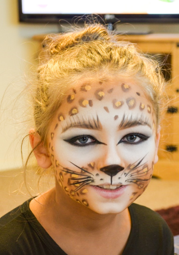 Posts tagged with 'easy cat face paint'