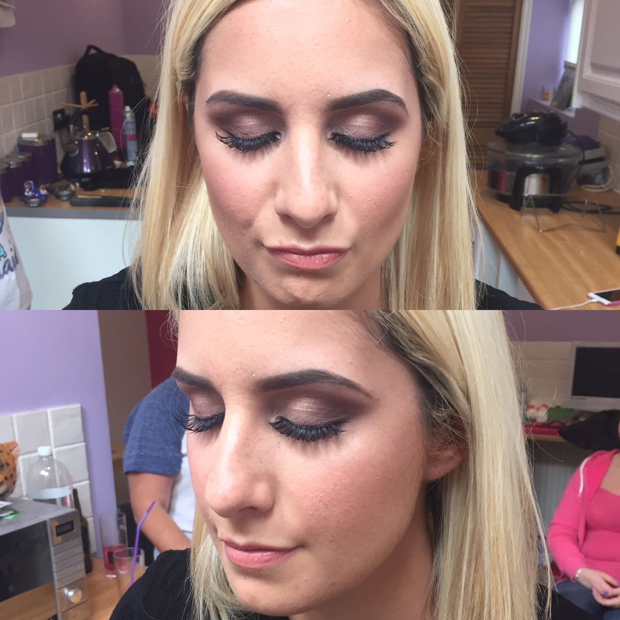 Manchester Makeup artist and Hair stylist