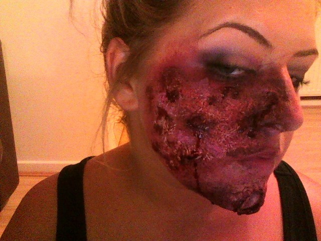 Halloween, face paint and special effects Makeup artist based in Preston
