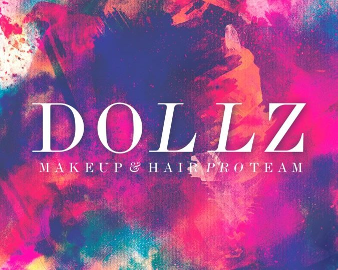 The Dollz Makeup and Hair Professional Wedding Team